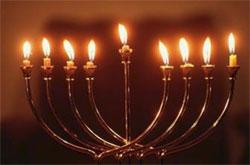 Family Chanukah Party @ Congregation B'nai Tikvah