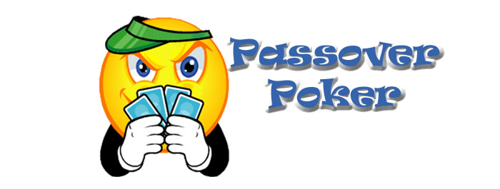 Passover Poker @ Congregation B'nai Tikvah Multi-Purpose Room